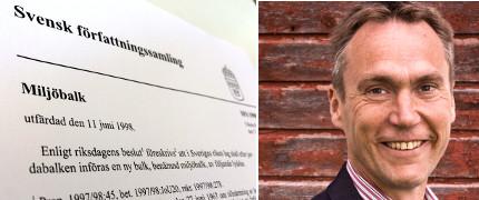 "Vindkraftssamordnare kritisk: ""Miljöbalken kantrar"""