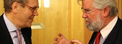 Utmanande energiuppdrag för Jorma Ollila