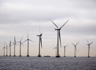 Flera möjligheter med havsbaserad vindkraft