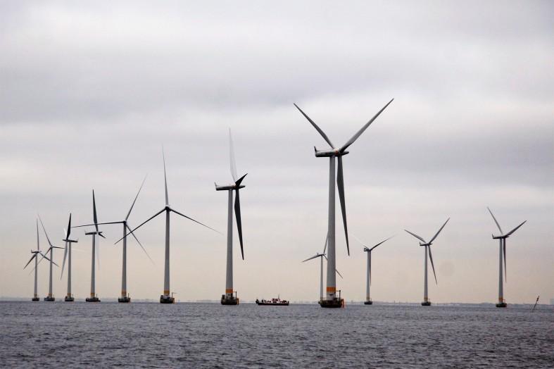 Havsbaserad vindkraft kan lösa Sydsveriges elbrist