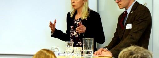 Westlund (S): Inget mål för leveranssäkerhet