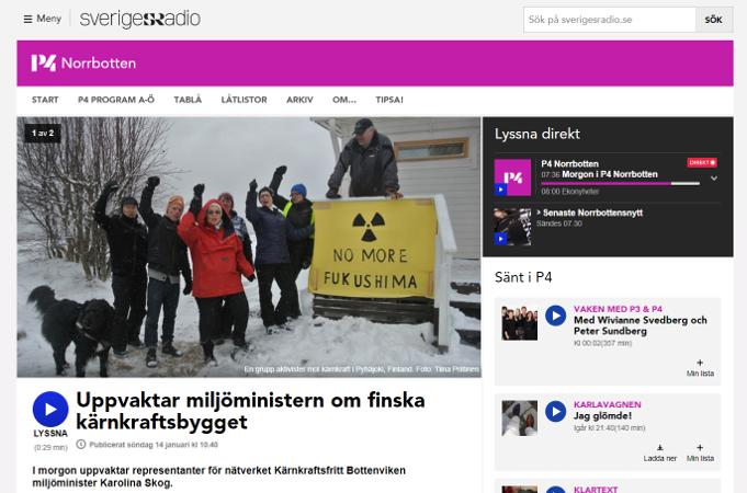 Värna ett utsläppsfritt Bottenviken