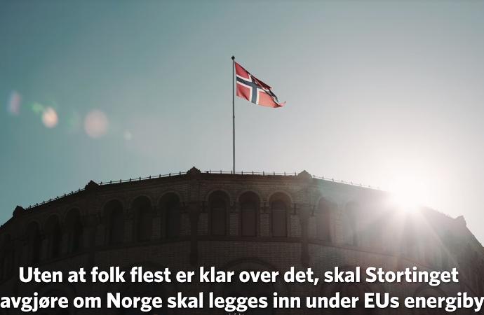 Energiunion väcker norsk EU-skräck