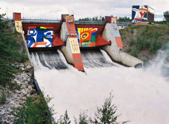 Jobba vidare för stark svensk vattenkraft