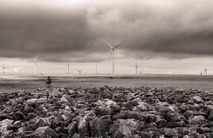 Vätgas från vindkraft kan spara näten