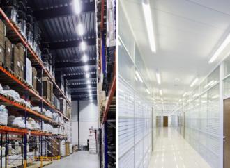 LED-lysrör energisnålare