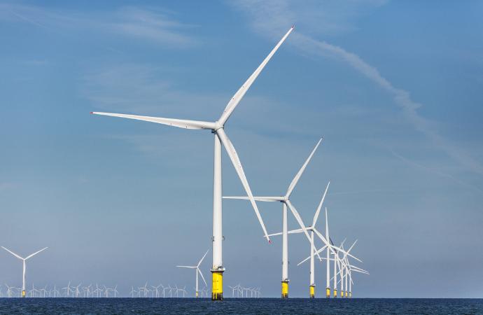 Elbaserad vätgas kan rädda vindkraften