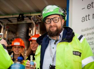 Norskt mineral kan förbättra CCS