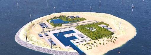 Energiöar öppnar för havsvind och vätgas