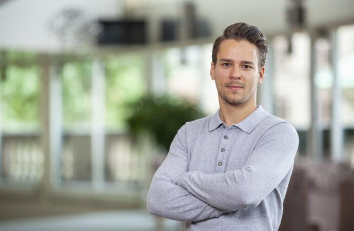 Lorentz Tovatt: behövs nationell värmestrategi