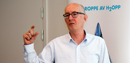 Professor: Vattenkraftsbranschen i framkant på att möta klimatförändringar